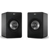 【音旋音響】KEF英國 X300A Wireless 無線揚聲器 內建WIFI 金屬灰 公司貨 一年保固 一對