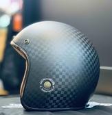 M2R安全帽,碳纖維復古帽,BB300/消光12K