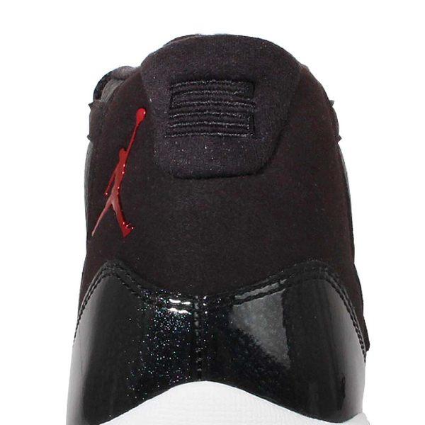 【NG出清】Nike Air Jordan 11 Retro 72-10 黑 白 AJ11 男鞋 鞋底發黃 鞋盒破裂【PUMP306】