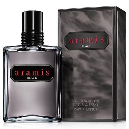 Aramis BLACK 勁墨男性淡香水110ml【UR8D】