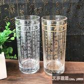 布達哈大悲咒水晶杯佛緣養生六字大明咒藥師咒準提咒雙層玻璃水杯『艾莎嚴選』