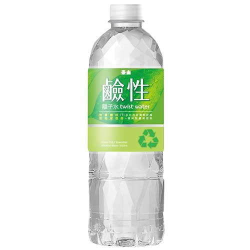 泰山鹼性離子水880ml【愛買】