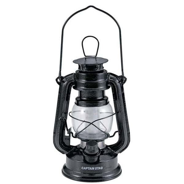 [CAPTAIN STAG]鹿牌 復古暖色LED燈-黑(UK-4016)