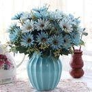 店長推薦室內擺設歐式仿真花束套裝客廳裝飾...