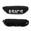 ASICS 片假名腰包(臀包 側背包 慢跑 單車 自行車 亞瑟士≡體院≡ 3013A428