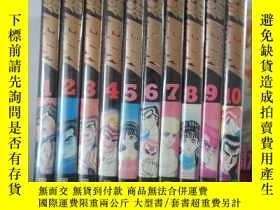 二手書博民逛書店日文原版漫畫:BAD罕見BOY MEMORY 全10巻完結(小3