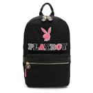 PLAYBOY-  後背包 毛毛兔系列-黑色
