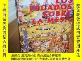 二手書博民逛書店Los罕見pecados sobre la mesa (Cole