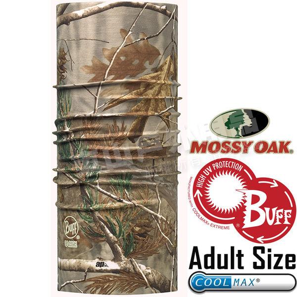 BUFF 107717 Adult High UV Pro創意魔術頭巾 Mossy Oak授權系列 Coolmax防臭抗菌圍巾 東山戶外