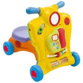 BRU 二合一寶寶助步車