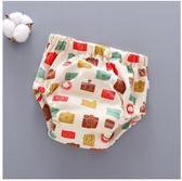 訓練褲女寶寶嬰兒男如廁可洗隔尿純棉防水防漏學習戒尿布內褲夏薄 滿天星