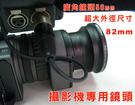 ROWAJAPAN 攝影機專用 廣角鏡頭58mm 0.45x 更廣 光圈更大