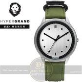 Hypergrand新加坡設計飛行員系列腕錶BW02SSOLV公司貨/潮流/設計師/情人節/禮物