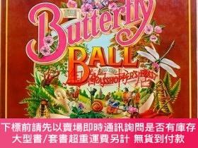二手書博民逛書店The罕見Butterfly Ball and the Grasshopper s FeastY473414