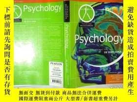 二手書博民逛書店PSYCHOLOGY罕見IB DIPLOMA 心理學IB文憑 16開 02Y261116