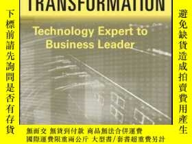 二手書博民逛書店Lessons罕見in IT Transformation: Technology Expert to Busin