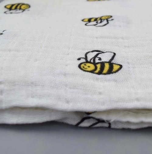 [預購] aden嬰兒紗布包巾抱被蓋毯muslin襁褓純棉高密度大格子swaddle