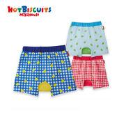 寶寶 男女童 爬爬褲 可愛水果拼布短褲 HOT BISCUITS 【MIKIHOUSE】72-3102-612