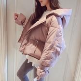 東大門韓版棉衣羽絨棉服女短款面包服2020新款棉襖冬季外套ins潮