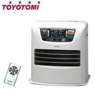 台灣公司貨【TOYOTOMI】智能偵測遙控型煤油暖爐 LC-SL36H-TW