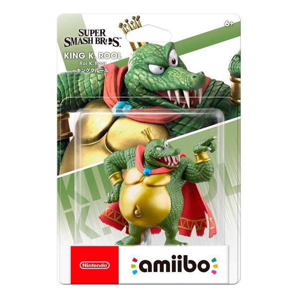 amiibo-大亂鬥 庫魯魯大王 PLAY-小無電玩