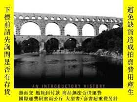 二手書博民逛書店Ancient罕見Rome: An Introductory H