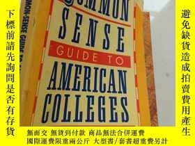 二手書博民逛書店The罕見Common-Sense Guide to Ameri