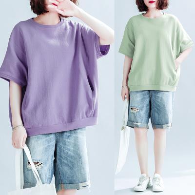 胖妹妹大碼短t~大碼涼感上衣~大碼口袋T恤韓版體恤衫女生藏肉上衣N709B愛尚布衣
