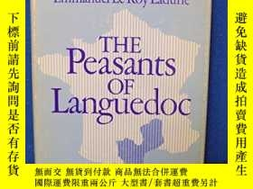 二手書博民逛書店The罕見Peasants Of LanguedocY256260 Emmanuel Le Roy Ladur