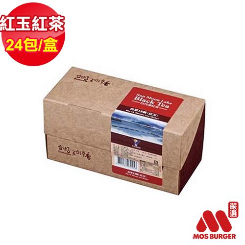 摩斯嚴選x魚池鄉農會 精選台茶18號-紅玉紅茶(2g/24包入)