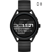 Emporio Armani 亞曼尼 觸控智能手錶-44mm ART5020