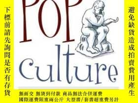 二手書博民逛書店Philosophy罕見And The Interpretation Of Pop CultureY25626