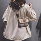 側背小包包女寬肩帶斜挎背包韓版時尚百搭【小酒窩服飾】