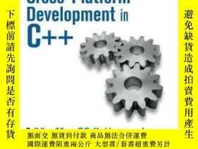 二手書博民逛書店Cross-platform罕見Development In C++Y364153 Syd Logan Add