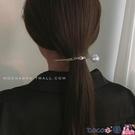 熱賣【兩個裝】髮簪 歐美極簡時尚髮簪簪子現代叉子丸子頭盤髮神器髮卡懶人髮飾女 coco
