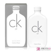 Calvin Klein CK all中性淡香水(100ml)【美麗購】