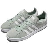 【五折特賣】adidas 休閒鞋 Campus 綠 白 麂皮 經典款 百搭款 運動鞋 女鞋 男鞋【PUMP306】 DB0982