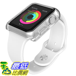 [美國直購] Speck Products (38mm) 75226-5085 手錶殼 保護殼 Apple Watch Smartwatch Screen Protector
