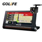 GOLiFE GoPad X 四合一WiFi中控行車導航平板 (附倒車顯影鏡頭+16G)