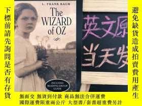 二手書博民逛書店THE罕見WIZARD OF OZ (Aladdin Classics) 綠野仙蹤Y467724 L.Fran