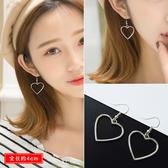 韓國個性耳墜氣質女耳釘網紅耳環長款新款潮 高級感小眾耳飾Ps:耳溝款2116