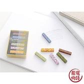 【日本製】【AOZORA】彩色圓點蠟筆 美術館款(一組:3個) SD-13621 - AOZORA