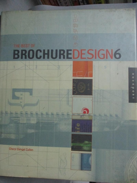 【書寶二手書T6/設計_JLE】The Best of Brochure Design 6_Cheryl Dangel