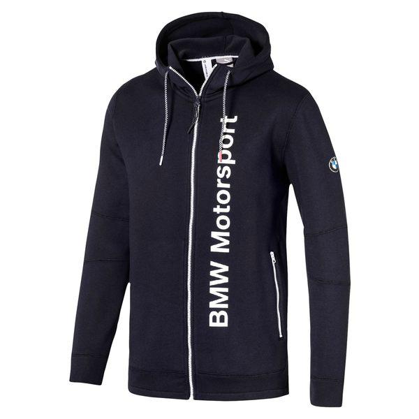PUMA BMW MOTOSPORT 深藍 連帽外套