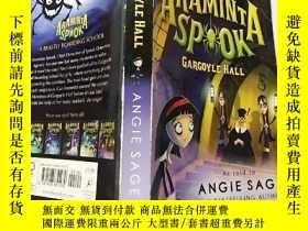 二手書博民逛書店araminta罕見spook:阿拉明塔·斯威克Y200392