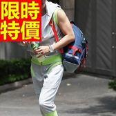 運動背心 (整套)跑步灑脫-棉質質感無袖休閒男裝外套3色59aa41[時尚巴黎]