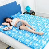 水床夏天單人雙人水床墊家用水席涼席降溫水墊學生宿舍冰墊床墊igo 【PINKQ】