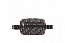 ▶2021 春夏新品■專櫃99折■Dior 迪奧 Oblique 小款 緹花腰包