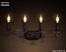 INPHIC- 美式蠟燭壁燈酒店別野餐廳掛燈復古工業走廊陽臺戶外燈飾_S197C