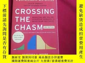 二手書博民逛書店Crossing罕見the Chasm 3rd EditionY179070 Crossing the Cro